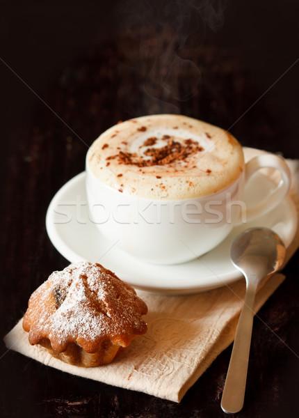 Coffee time. Stock photo © lidante