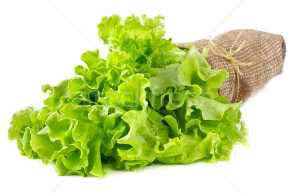 Green salad leaves. Stock photo © lidante