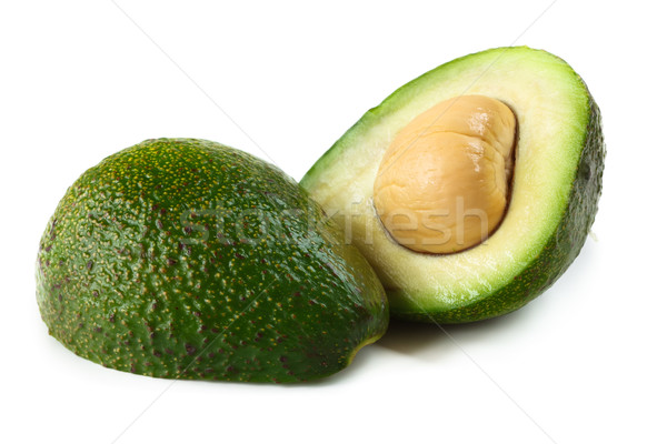 Fresh avocado. Stock photo © lidante