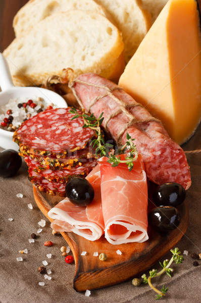 Appetizer. Stock photo © lidante
