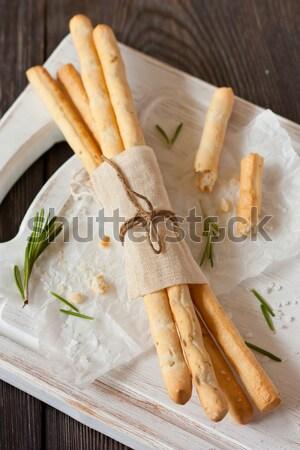 Bread sticks. Stock photo © lidante