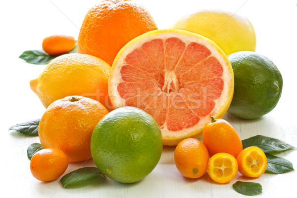 Citrus. Stock photo © lidante