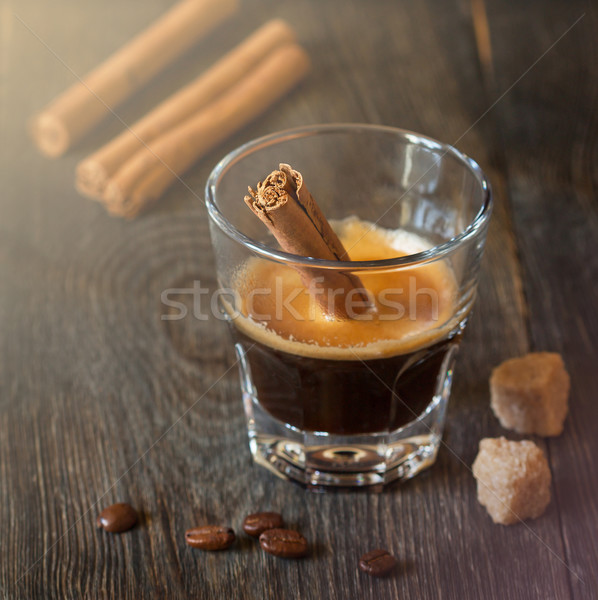 Espresso. Stock photo © lidante