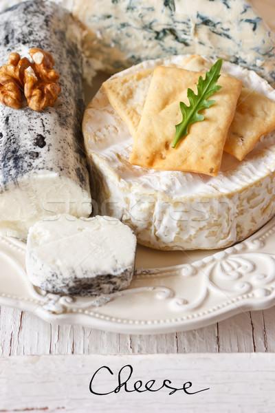 Cheese. Stock photo © lidante