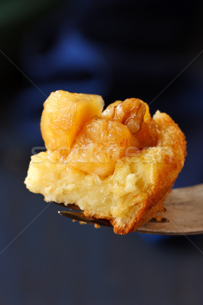 Apple cake. Stock photo © lidante