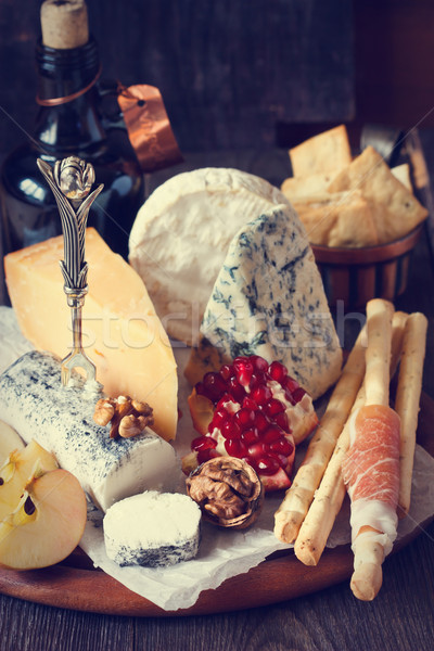 Snack. Stock photo © lidante
