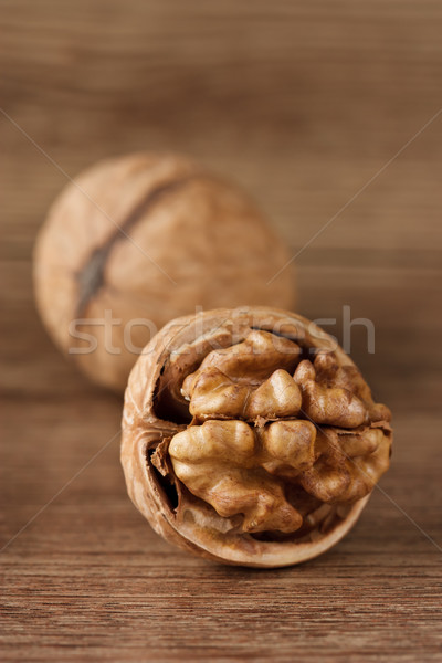 Chopped walnut. Stock photo © lidante