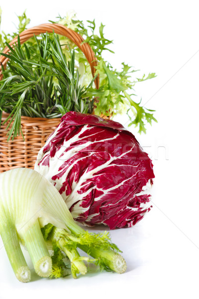 Beautiful vegetables. Stock photo © lidante