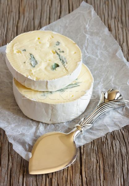 Soft cheese. Stock photo © lidante