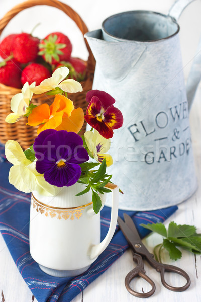 Gardening. Stock photo © lidante