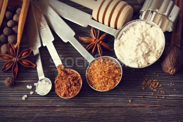 Baking. Stock photo © lidante