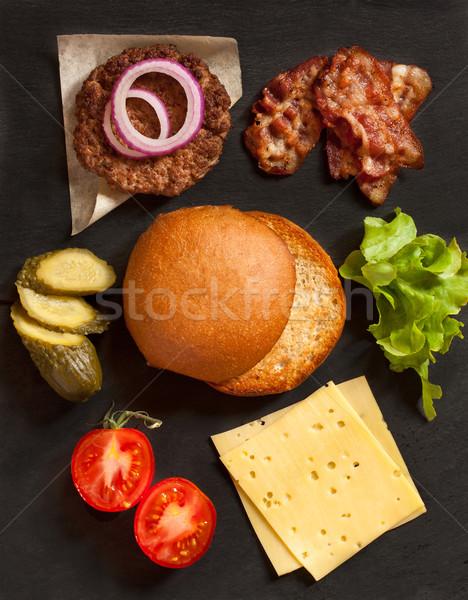 Ingredients. Stock photo © lidante