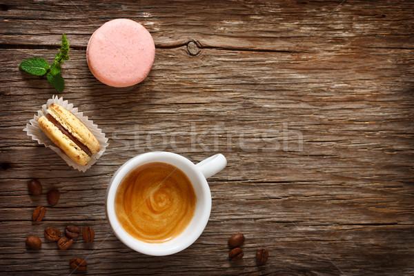 Coffee. Stock photo © lidante