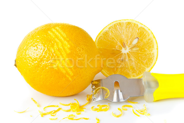 Lemon. Stock photo © lidante