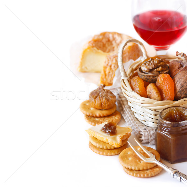 French food. Stock photo © lidante