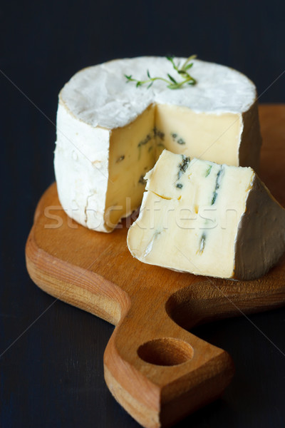Blue cheese. Stock photo © lidante
