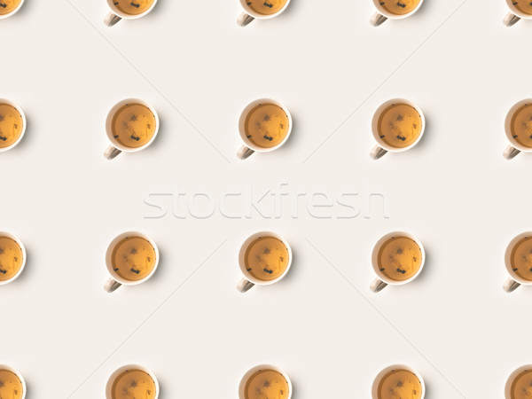 herbal tea in cups Stock photo © LightFieldStudios