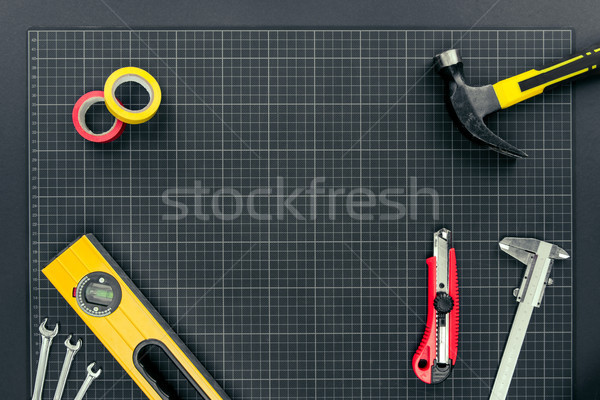 Reparement tools  Stock photo © LightFieldStudios
