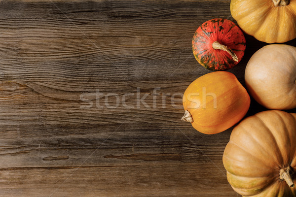 pumpkins Stock photo © LightFieldStudios