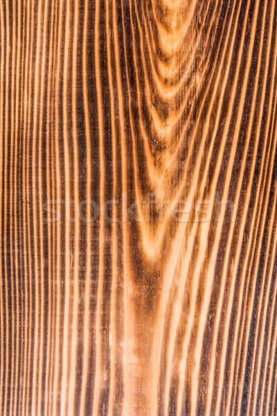 Tam kare kahverengi ahşap doku arka plan Stok fotoğraf © LightFieldStudios