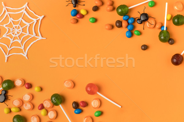 halloween treats Stock photo © LightFieldStudios