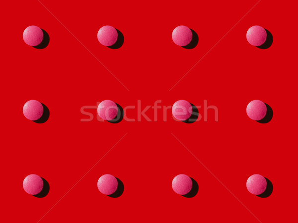 medical pills pattern Stock photo © LightFieldStudios