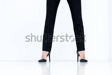 businesswoman in high heels Stock photo © LightFieldStudios