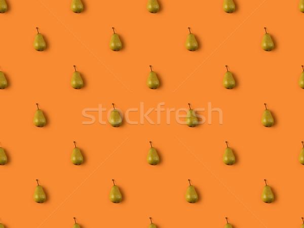 Peren top groene vers rijp Stockfoto © LightFieldStudios