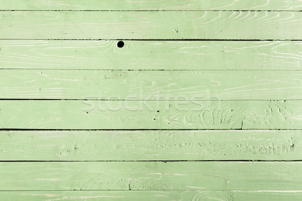 Light green wooden background with horizontal planks Stock photo © LightFieldStudios