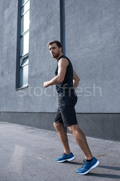 sportsman Stock photo © LightFieldStudios