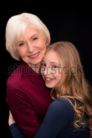 Happy mother with son Stock photo © LightFieldStudios