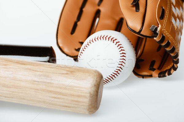 baseball equipment Stock photo © LightFieldStudios