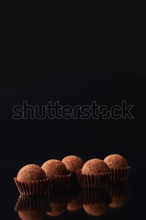 baseball mitt and ball Stock photo © LightFieldStudios