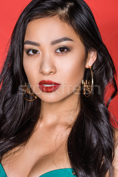 Asian woman Stock photo © LightFieldStudios