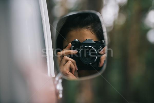 photographing Stock photo © LightFieldStudios