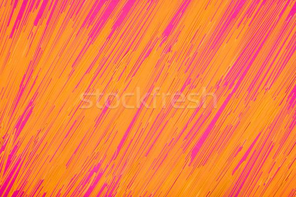 Greggio spaghetti rosa sfondo cottura agricoltura Foto d'archivio © LightFieldStudios