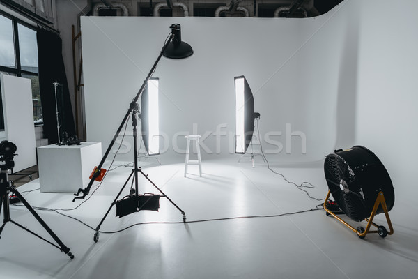 photo studio Stock photo © LightFieldStudios