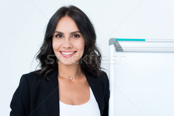 lecturer Stock photo © LightFieldStudios