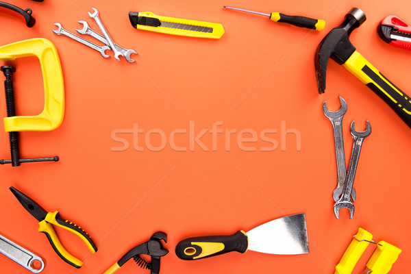 various reparement tools Stock photo © LightFieldStudios
