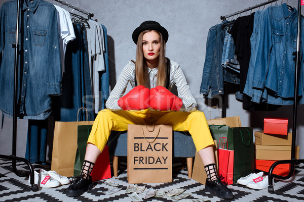 black friday Stock photo © LightFieldStudios