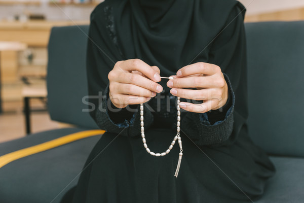 prayer beads Stock photo © LightFieldStudios