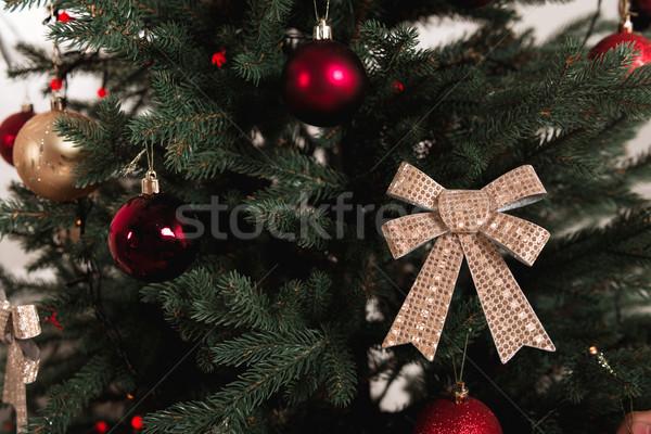christmas tree Stock photo © LightFieldStudios