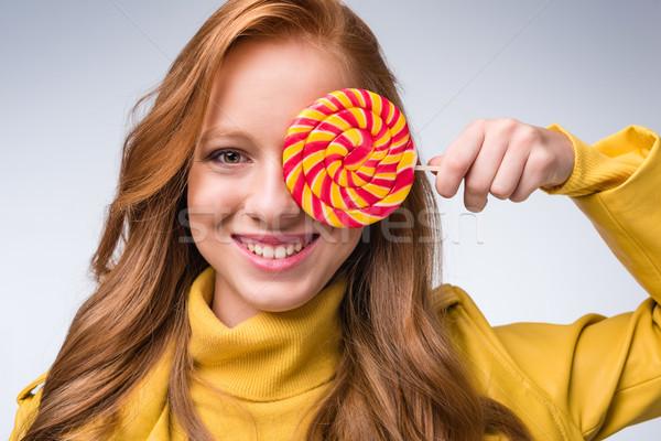 lollipop Stock photo © LightFieldStudios