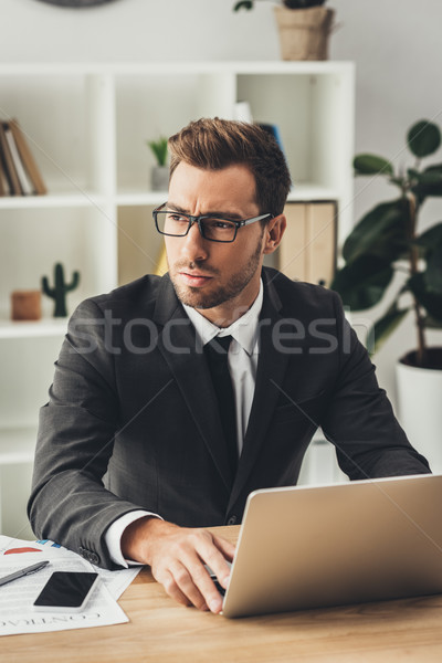 businessman Stock photo © LightFieldStudios