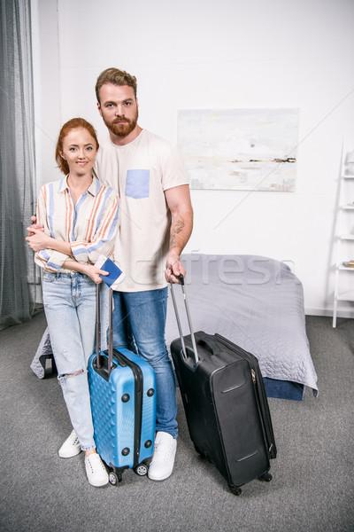 ready for trip Stock photo © LightFieldStudios