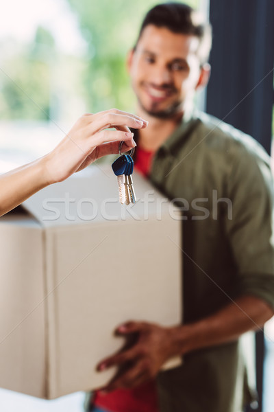 relocation Stock photo © LightFieldStudios