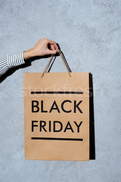 black friday concept Stock photo © LightFieldStudios