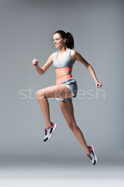 sprinter Stock photo © LightFieldStudios