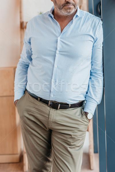 smart casual Stock photo © LightFieldStudios