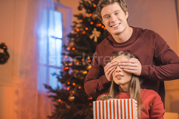 surprise  Stock photo © LightFieldStudios